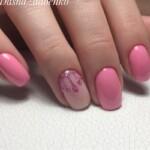 Гламурный Розовый 2
