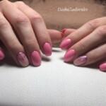 Гламурный Розовый 3