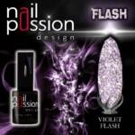 violet flash